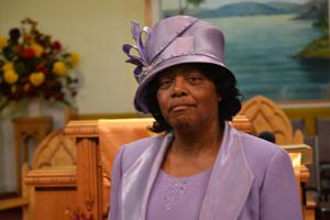 Dr. Bernice Edwell - Chairlady